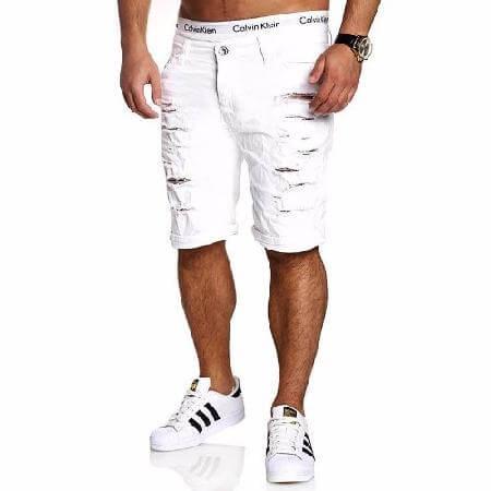 imagem 3 3 - Bermuda Jeans Masculina Como Usar, Modelos e cores