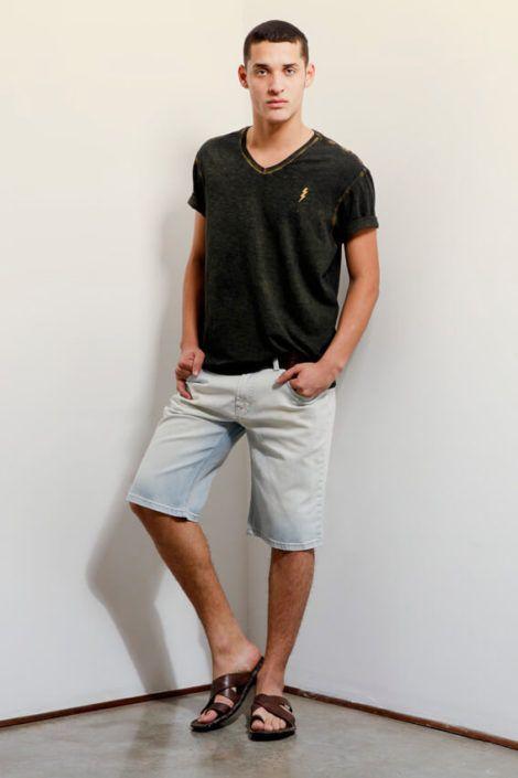 imagem 4 2 470x705 - Bermuda Jeans Masculina Como Usar, Modelos e cores