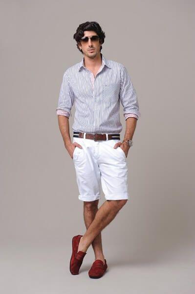 imagem 5 7 - Bermuda Jeans Masculina Como Usar, Modelos e cores