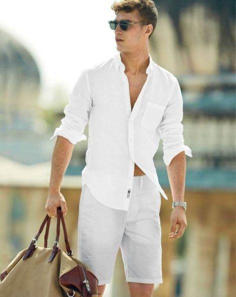 imagem 6 6 470x591 - Bermuda Jeans Masculina Como Usar, Modelos e cores