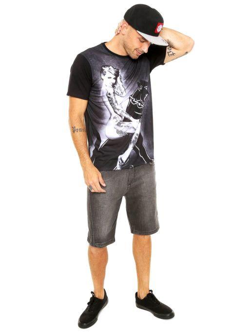 imagem 6 9 470x681 - Bermuda Jeans Masculina Como Usar, Modelos e cores