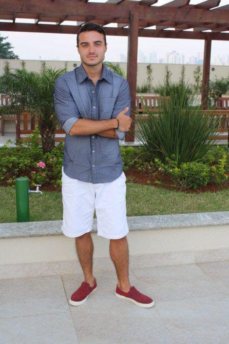 imagem 7 7 470x705 - Bermuda Jeans Masculina Como Usar, Modelos e cores