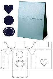 moldes de caixinha para artesanato 1 - Moldes de Caixinhas Artesanais para Imprimir