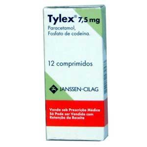 Tylex 75 Mg - Antiinflamatório para Lombalgia Aguda, remédios certos