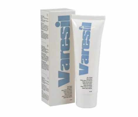 Creme Varesil 470x400 - Pomada Para Varicose e varizes, nomes, Tratamento