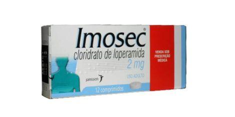 Imosec Cloridrato de Loperamida 470x235 - Remédio para Diarreia, Nomes, Tratamento