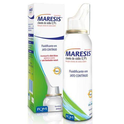 Maresis Spray Nasal 470x470 - Como Desentupir o Nariz, Formula infalível