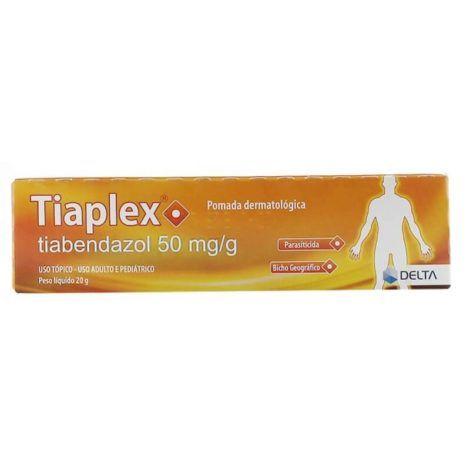 Pomada Tiaplex 470x470 - Tratamento com Pomada para Bicho Geográfico, Nomes