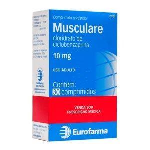 Relaxante Muscular Musculare - Remédio para Dor nas Costas, Nomes, Tratamento