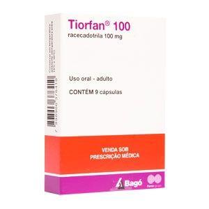Tiorfan Racecadotrila - Remédio para Diarreia, Nomes, Tratamento