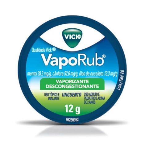 Vick Vaporub 470x470 - Como Desentupir o Nariz, Formula infalível