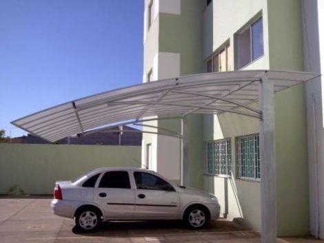 cobertura de garagem com toldo 1 470x353 - Cobertura de Garagem Moderna, Modelos sofisticados