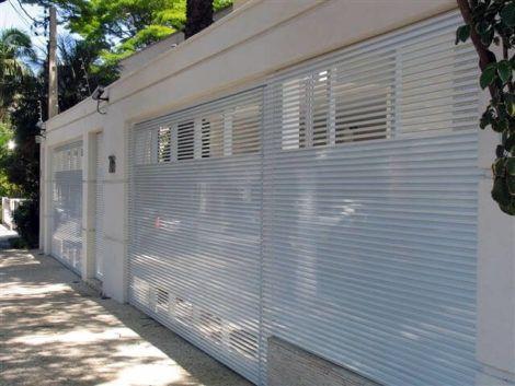grades de faixa horizontal 2 470x353 - Modelos de Grades para Portão e muro de frente