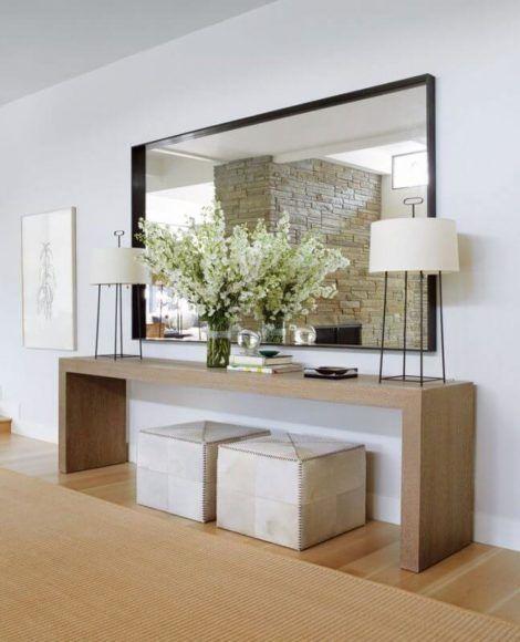 hall de entrada moderno14 470x580 - Hall de Entrada Decorado com Sofisticação, Modelos