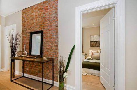 hall de entrada para apartamento 1 470x310 - Hall de Entrada Decorado com Sofisticação, Modelos