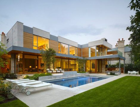 imagem 10 470x361 - Modelos de Casas em L Configurações Modernas