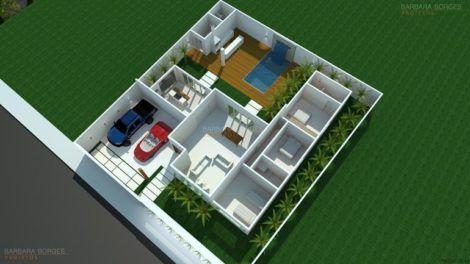 imagem 16 470x264 - Modelos de Casas em L Configurações Modernas