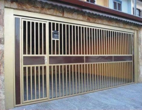 imagem 24 1 470x365 - Modelos de Grades para Portão e muro de frente