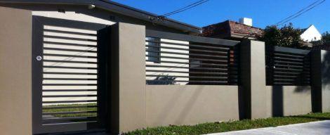 imagem 5 5 470x192 - Modelos de Grades para Portão e muro de frente