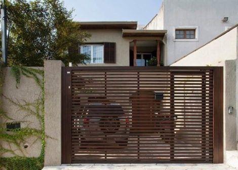 imagem 6 470x335 - Modelos de Grades para Portão e muro de frente